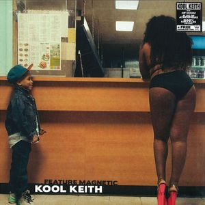 Kool Keith - Feature Magnetic (2LP)