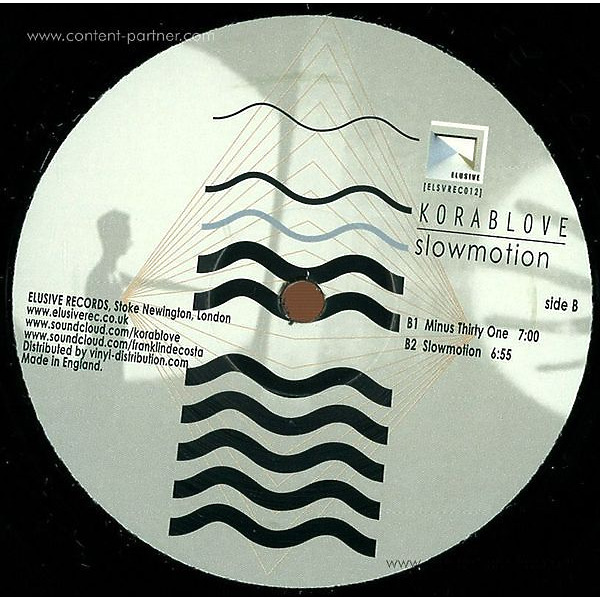 Korablove - Slowmotion (Franklin De Costa remix) (Back)