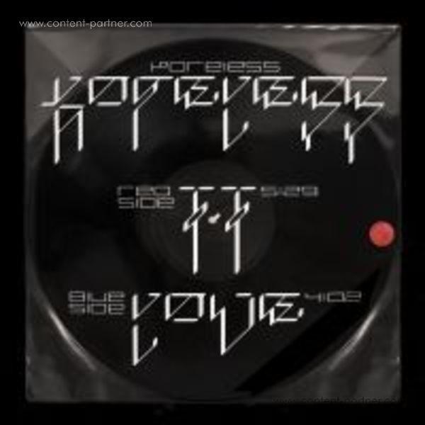 Koreless - TT / Love (Back)