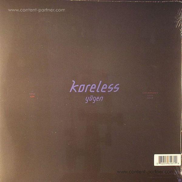 Koreless - Yugen Ep (Back)