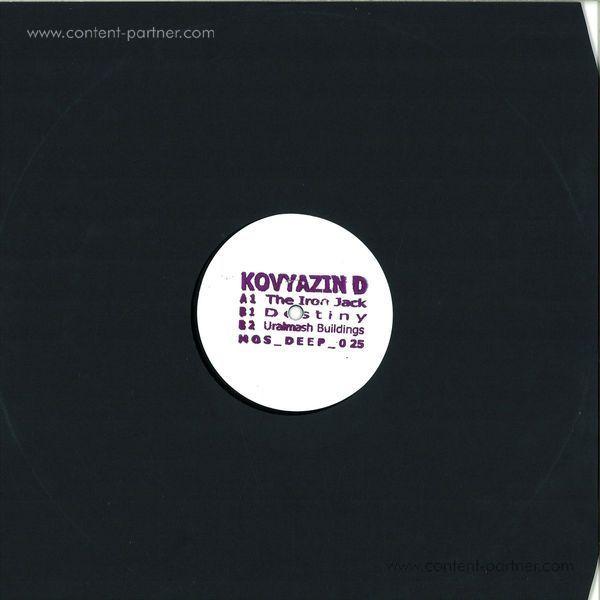 Kovyazin D - Destiny EP (Back)