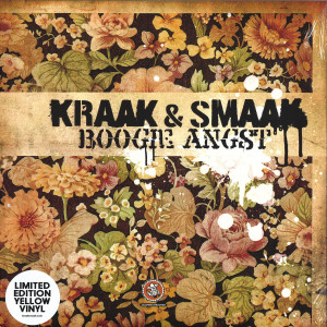 Kraak & Smaak - Boogie Angst (Ltd. Coloured Reissue)
