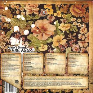 Kraak & Smaak - Boogie Angst (Ltd. Coloured Reissue) (Back)