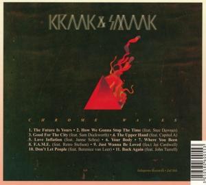 Kraak & Smaak - Chrome Waves (Back)