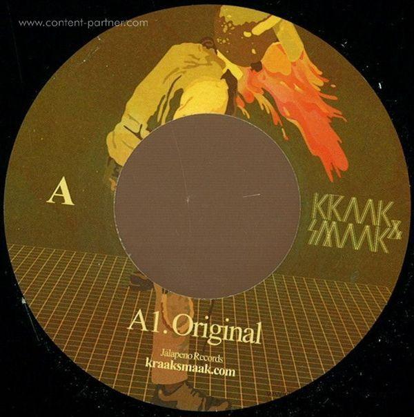 Kraak & Smaak - Good For The City (Yesking Remix)