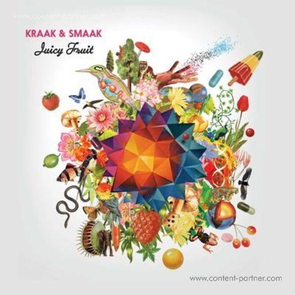 Kraak & Smaak - Juicy Fruit (2LP)