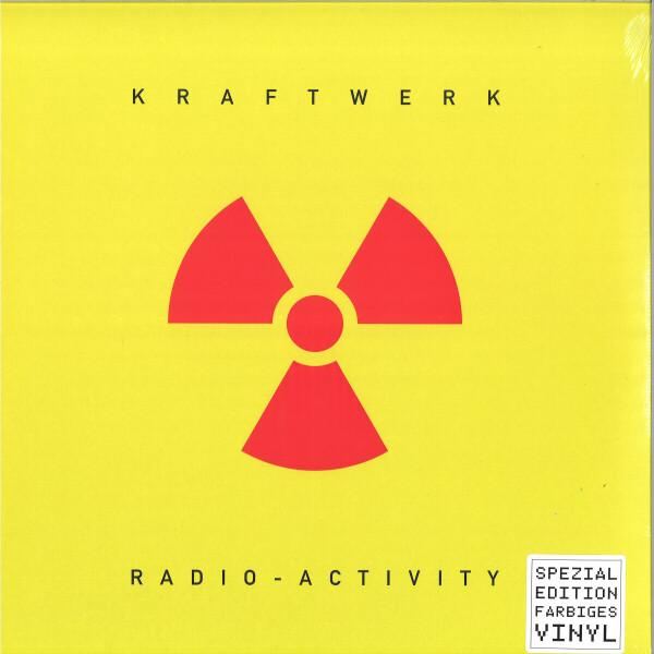 Kraftwerk - Radio-Activity (Ltd. German Version Yellow Vinyl)