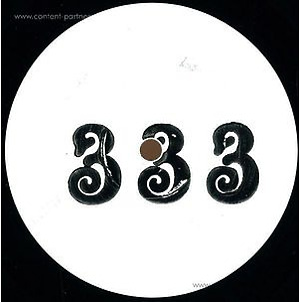 Kris Wadsworth - Uranus 333 (Vinyl Only) Repress