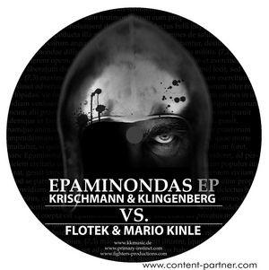 Krischmann & Klingenberg - epaminondas ep (back hard)