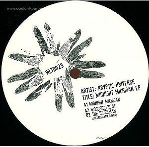 Kryptic Universe - Midnight Michigan Ep, Lockertmatik Remix