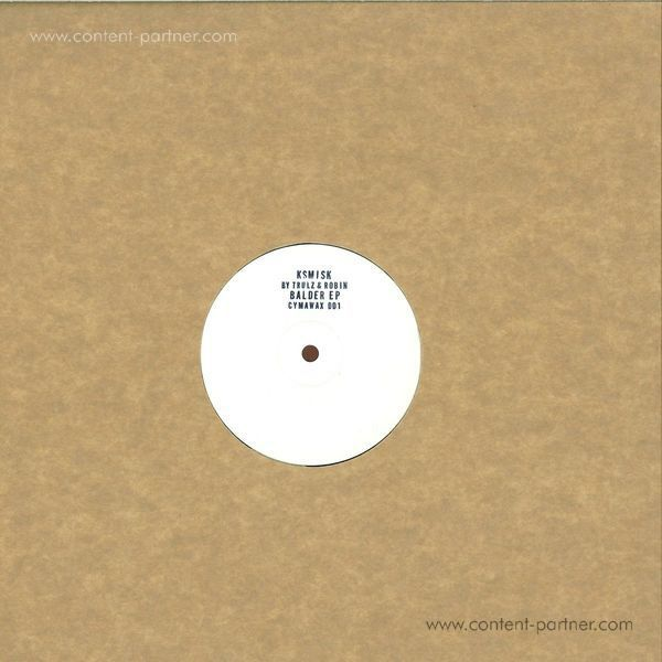 Ksmisk - Balder (Vinyl Only) (Back)