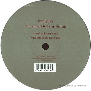 Kuniyuki - Afric Univers (Mathias Kaden Remix)