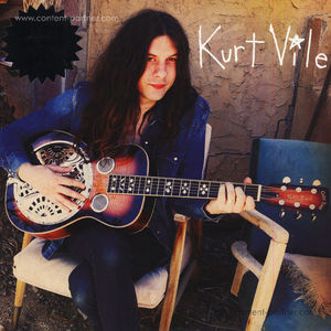 Kurt Vile - B'lieve I'm Going Down (2LP)