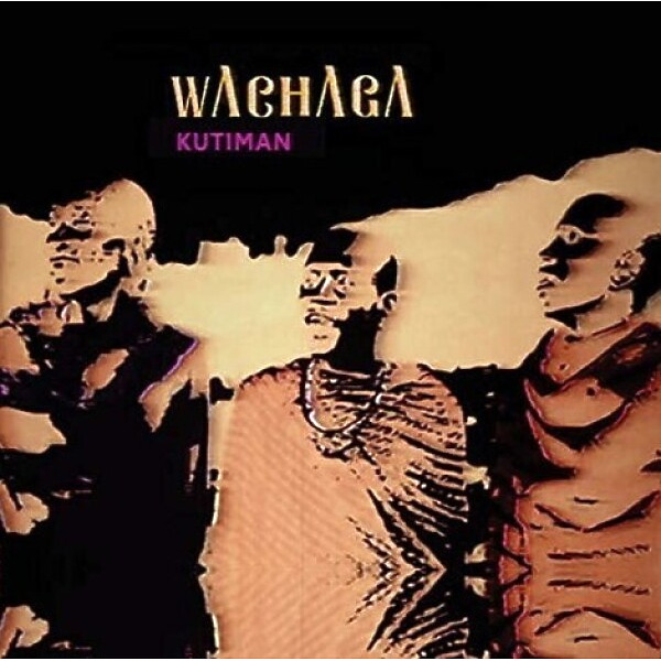 Kutiman - Wachaga (Black Vinyl LP)