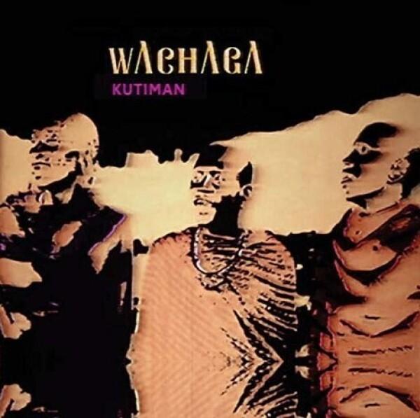 Kutiman - Wachaga (Splatter Vinyl LP)
