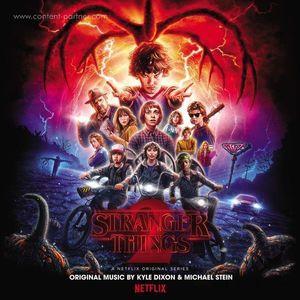 Kyle Dixon & Michael Stein - Stranger Things 2 (Netflix OST) 2LP, 180g