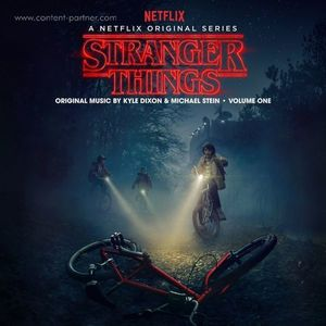Kyle Dixon & Michael Stein - Stranger Things 2 (Netflix OST) Clear/Splatter