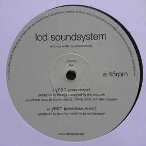 LCD Soundsystem - Yeah (12