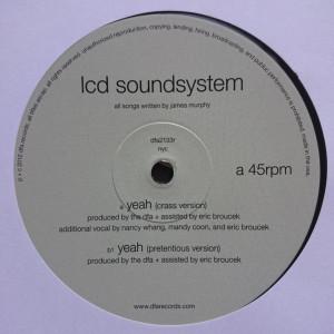 LCD Soundsystem - Yeah (12