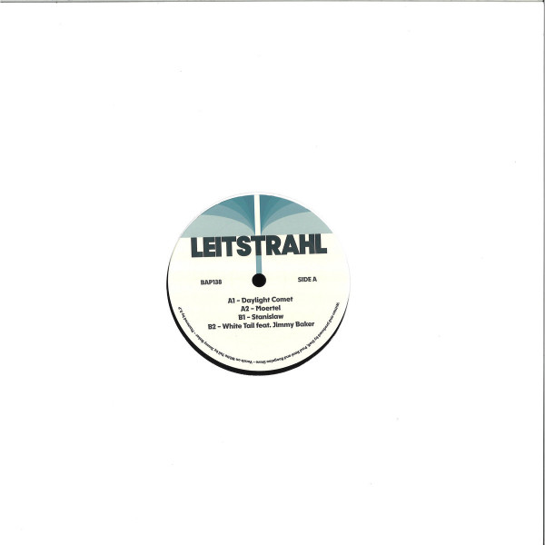 LEITSTRAHL - DAYLIGHT COMET EP (Back)