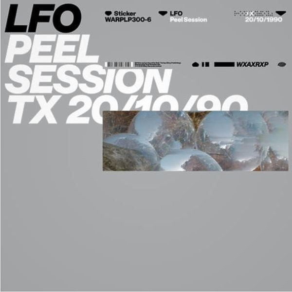 LFO - Peel Session (12