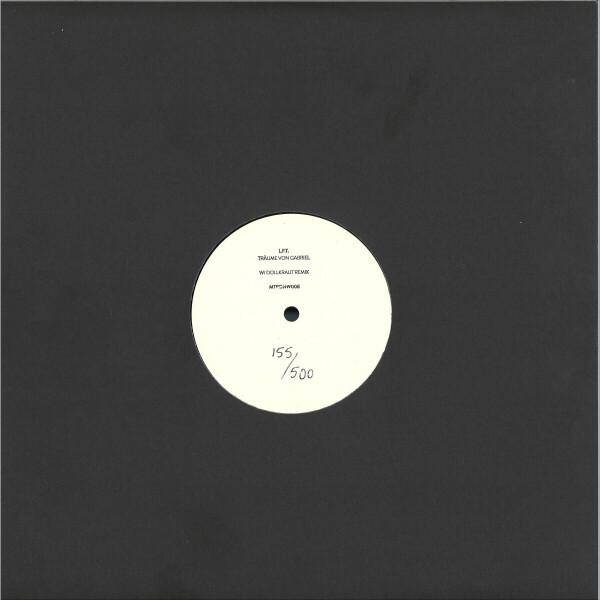 L.F.T. (incl. Dollkraut remix) - Träume von Gabriel [hand-stamped / hand-numbered / (Back)