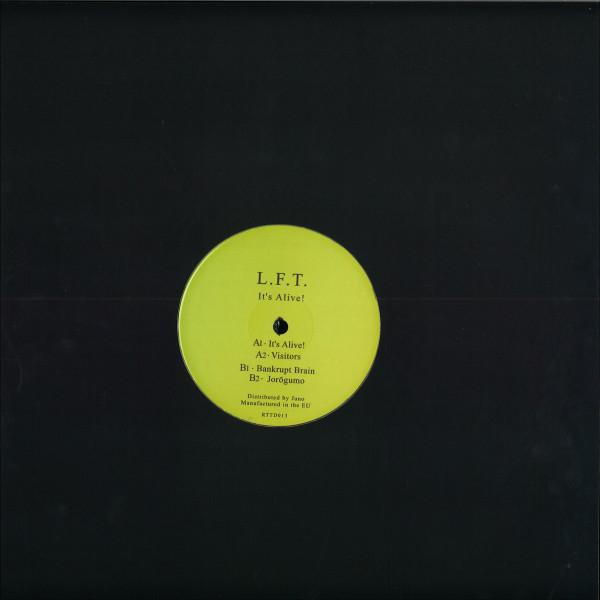 LFT - It' Alive (Back)