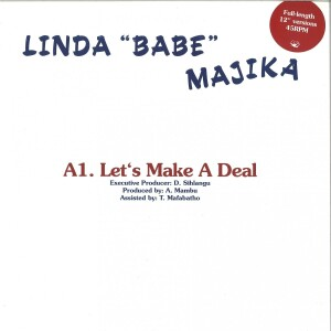 "LINDA ""BABE"" MAJIKA / THOUGHTS VISIONS & DREAMS F - LET'S MAKE A DEAL / STEP OUT OF MY LIFE"