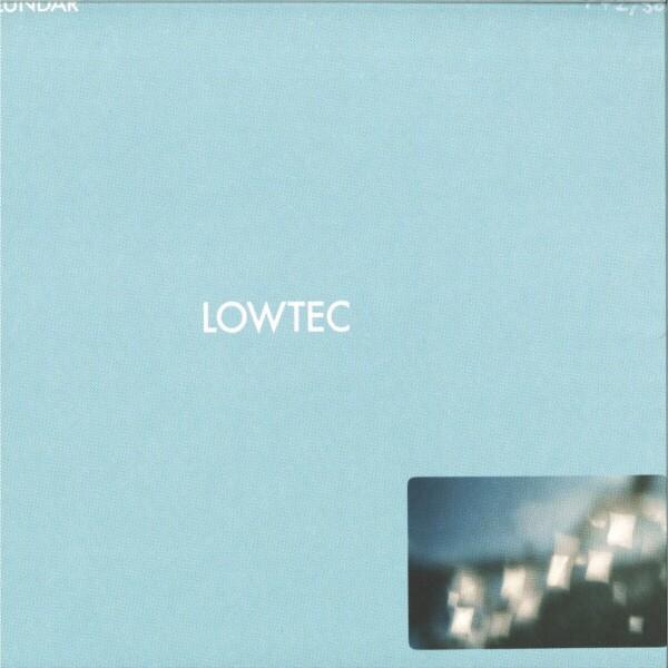 LOWTEC - UNTITLED (Back)