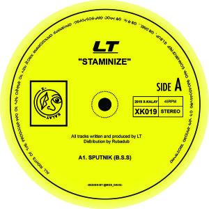 LT - Staminize
