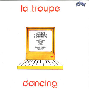 La Troupe - Dancing (Back)