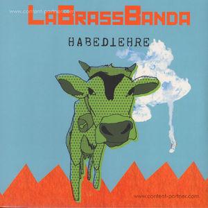 LaBrassBanda - Habediehre (Repress, 180g LP)