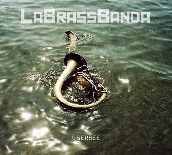 LaBrassBanda - Übersee (Repress, 180g 2LP) (Back)