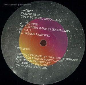 LaChriz - Pasenture EP (Marco Zenker Remix)