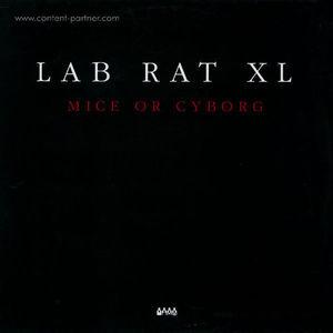 Lab Rat XL - Mice or Cyborg