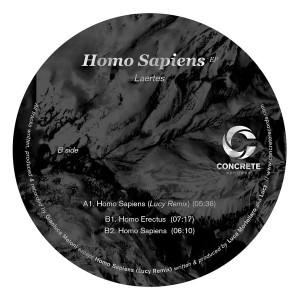 Laertes - Homo Sapiens Ep