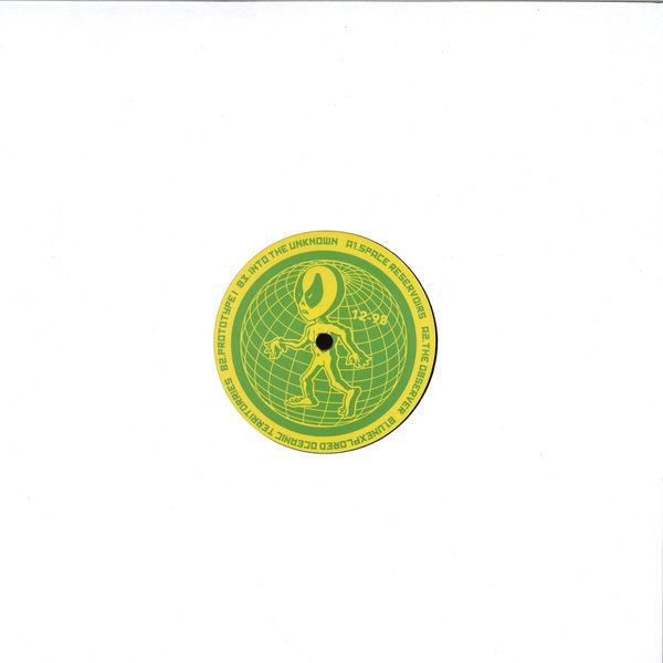 Lake Haze - The Observer EP (Back)