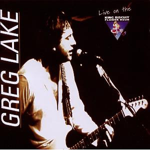 Lake,Greg - Live On The King Biscuit Flower Hour