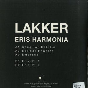 Lakker - Eris Harmonia Ep (Back)