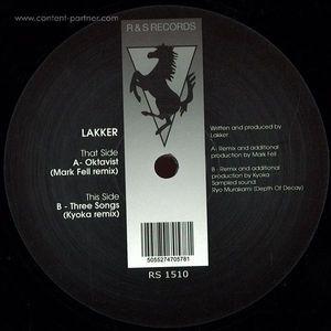 Lakker - Tundra Remixed (12