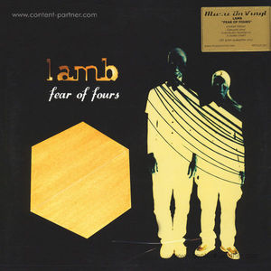 Lamb - Fear of Fours (Yellow/Black Marbled 2LP)