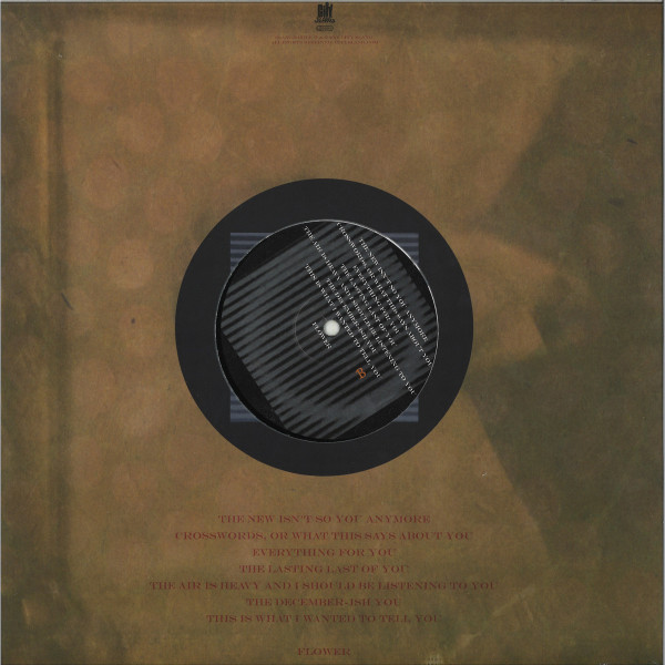 Lambchop - This (Is What I Wanted To Tell You) (180g LP) (Back)