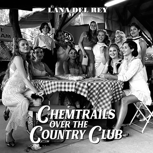 Lana Del Rey - CHEMTRAILS OVER... (LTD. COLORED INDIE)