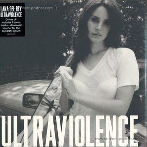 Lana Del Rey - Ultraviolence (2LP + MP3)