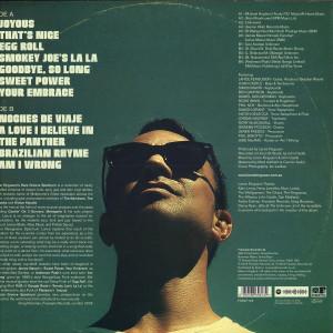 Lance Ferguson - Rare Groove Spectrum (LP) (Back)