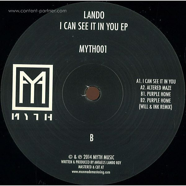 Lando - I Can See It In You Ep