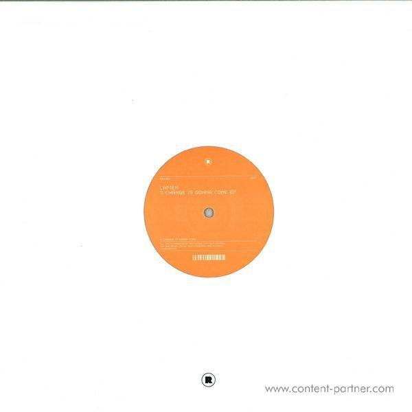 Lapien - A Change Is Gonna Come EP