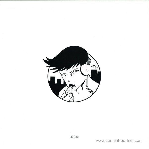Lapien - A Change Is Gonna Come EP (Back)