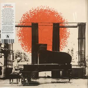 Laraaji - Sun Piano (LP+MP3) (Back)