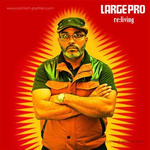 Large Professor - Re:Living